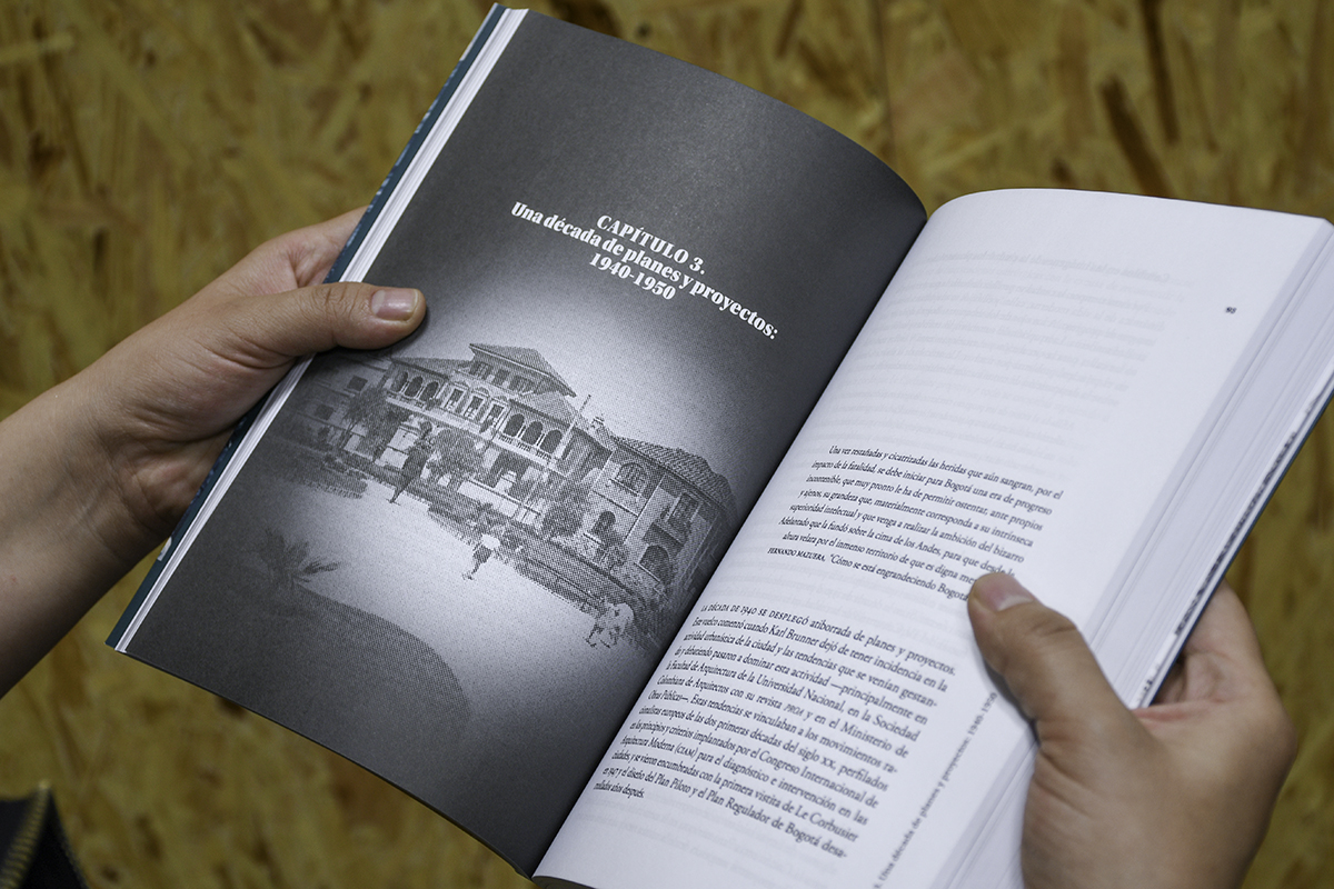 'La conquista del espacio público, Bogotá 1945-1955'