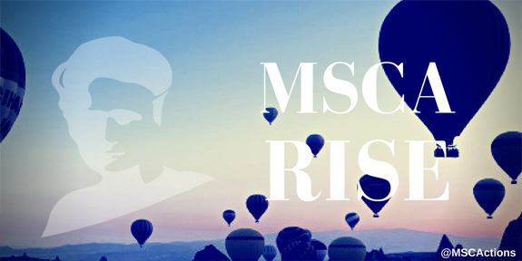Research and innovation projects through mobility - MSCA RISE call 2020