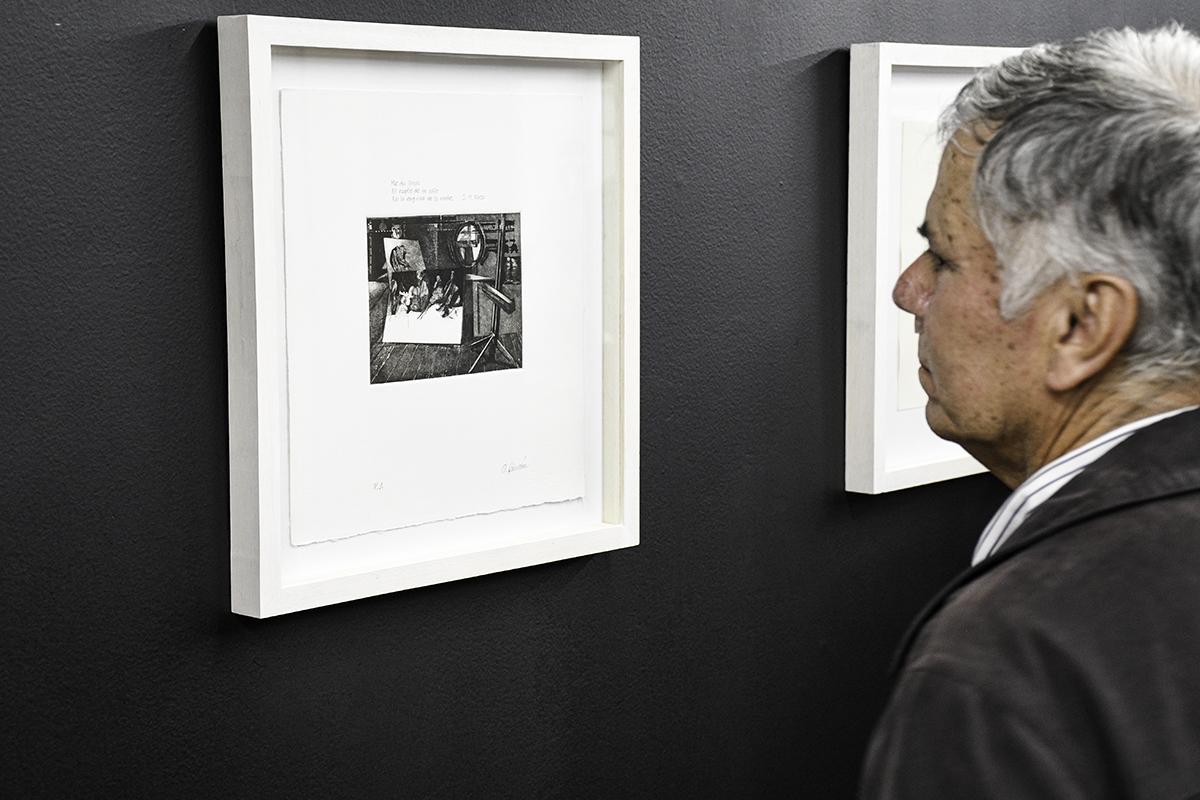 Exposición 'En clave de sueño: confabulaciones entre la poesía y la imagen'