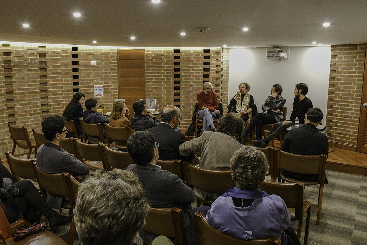 Conversatorio 'El paisaje de las dificultades: editar libros de artes y arquitectura'