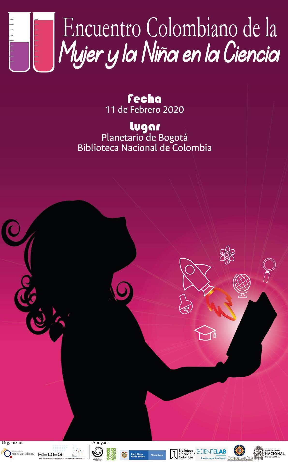 Mujer y niña en la ciencia 2020