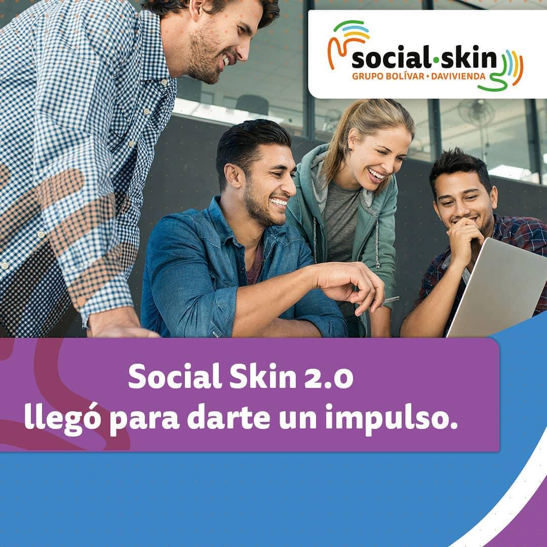 SocialSkin 2020