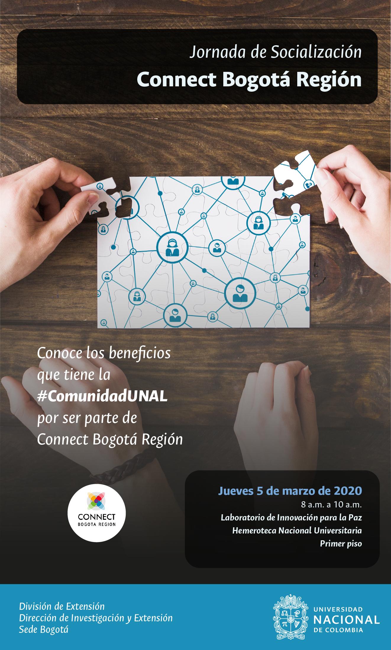 Connect Bogotá Región