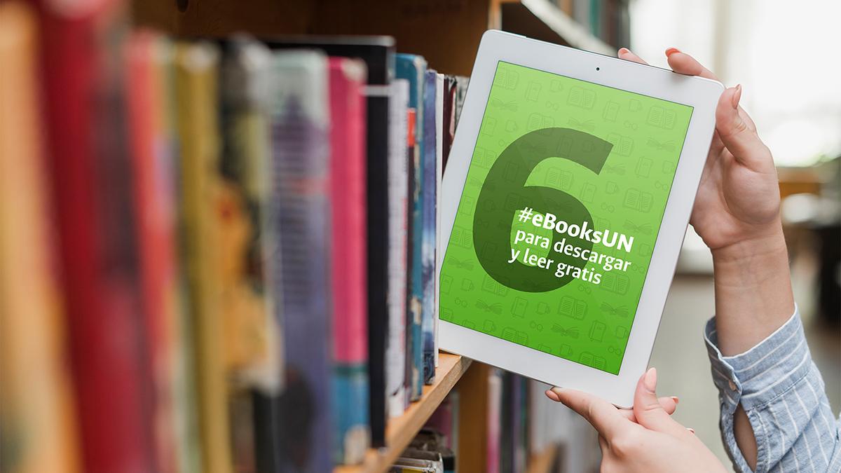 #eBooksUN