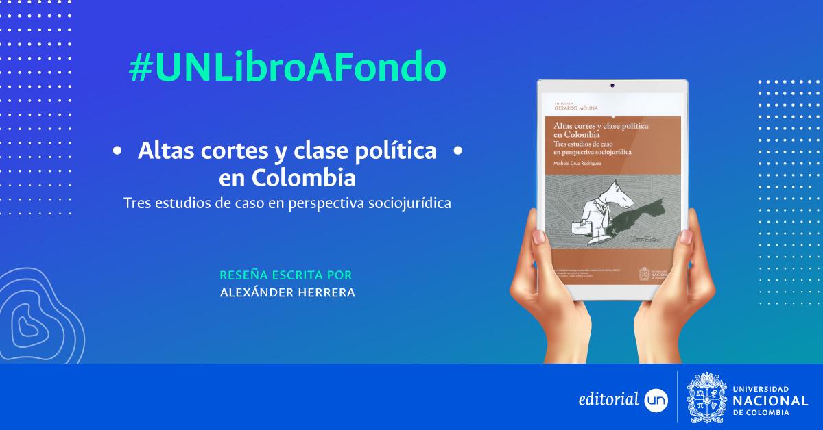 #UNLibroaFondo