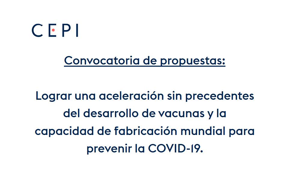 COVID-CEPI