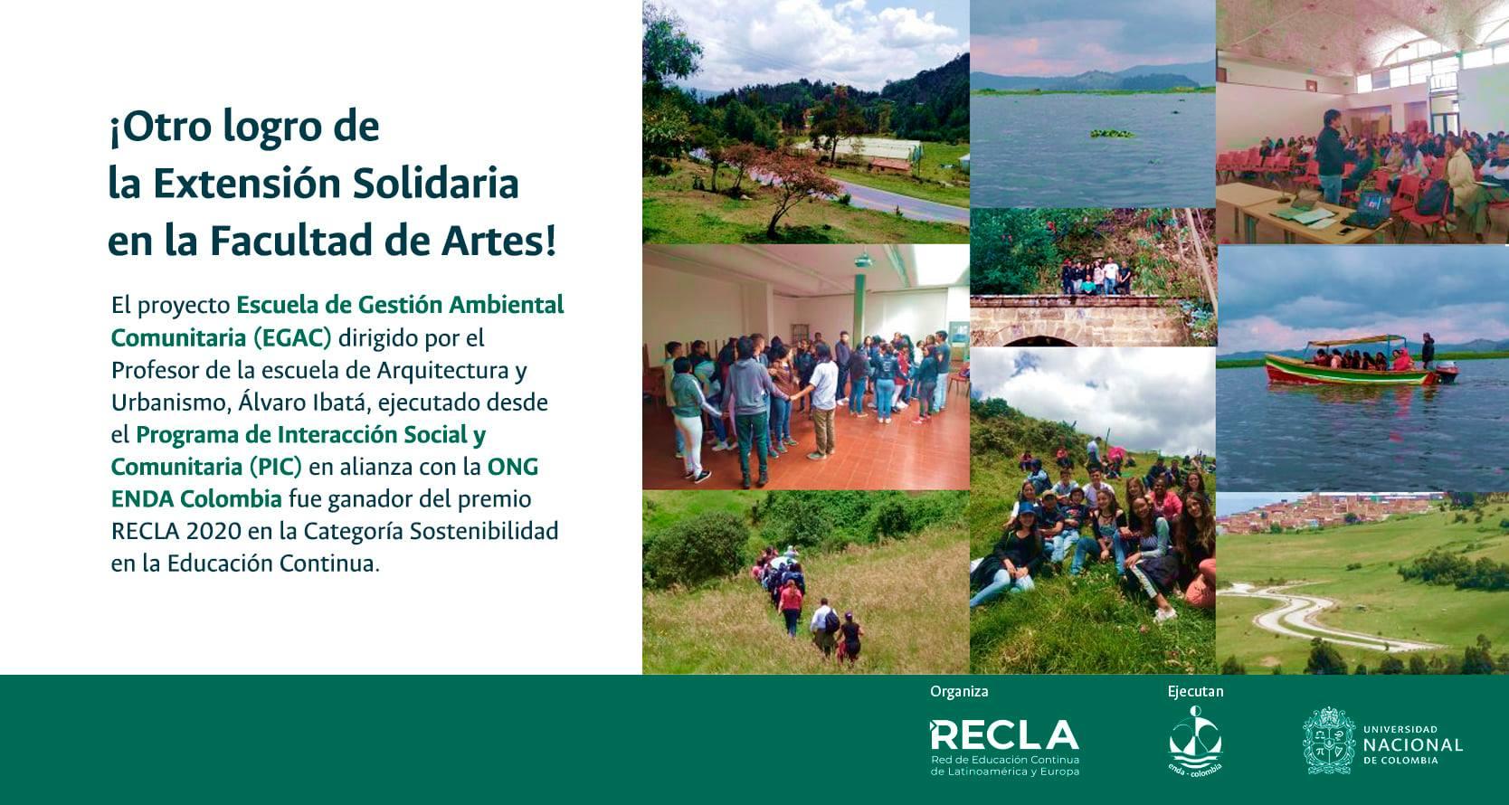 Escuela de Gestión Ambiental Comunitaria                       (EGAC)