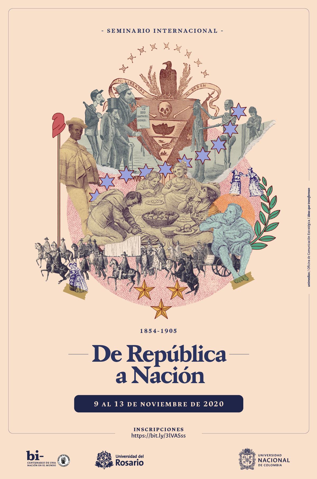 #BicentenarioUNAL