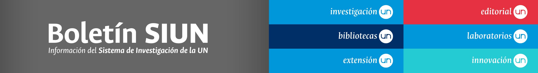 Boletín SIUN (antes Boletín UN Investiga)
