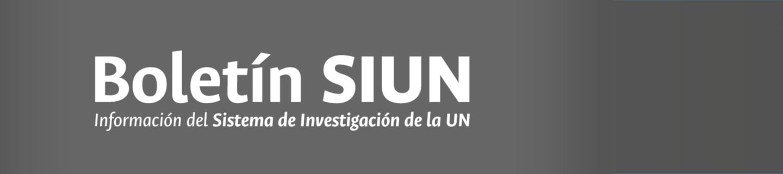 Boletín SIUN 425 (14 de febrero de 2019)