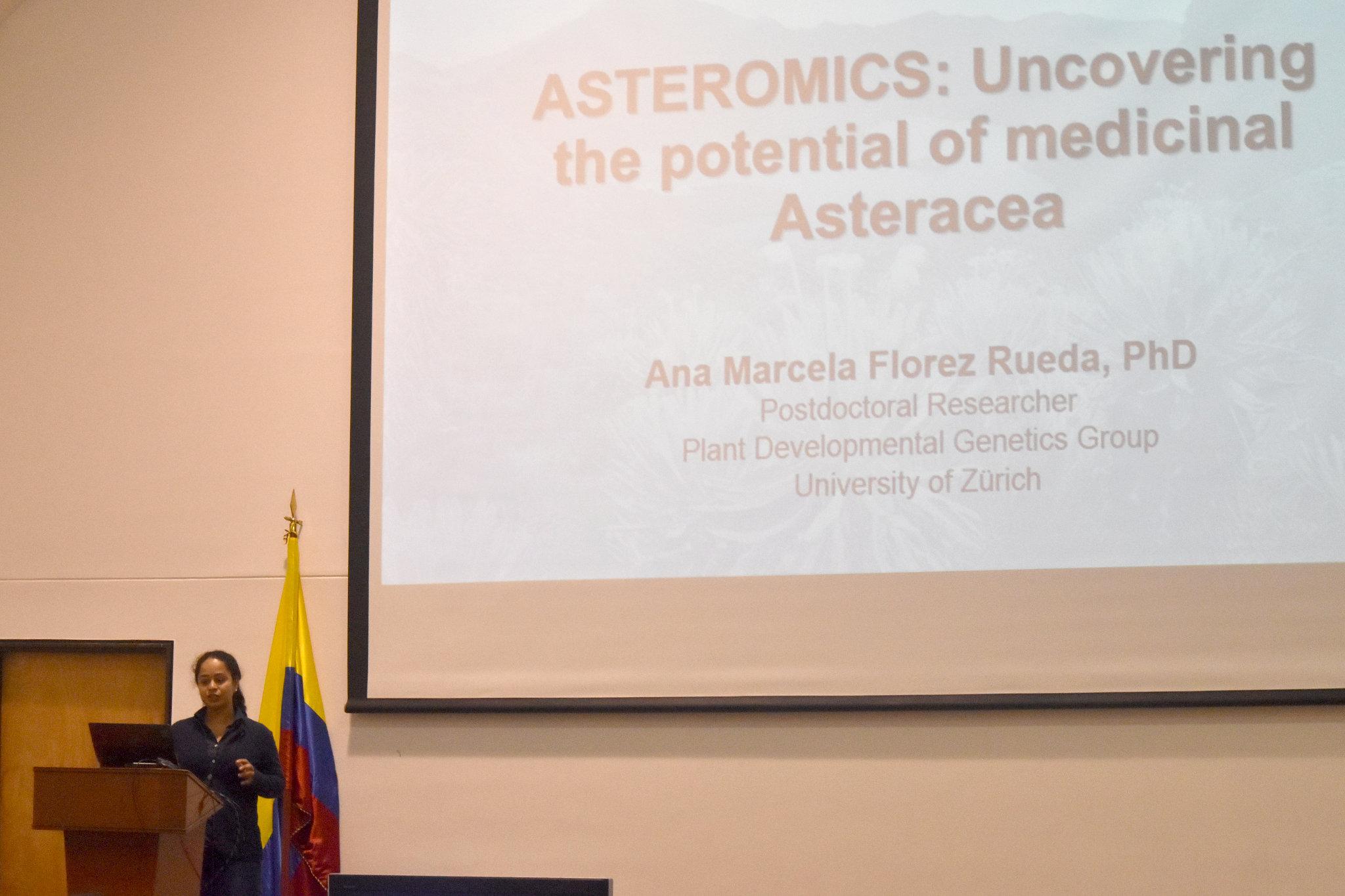 Ana Marcela Flórez Rueda (Foto: Laura Berrío)
