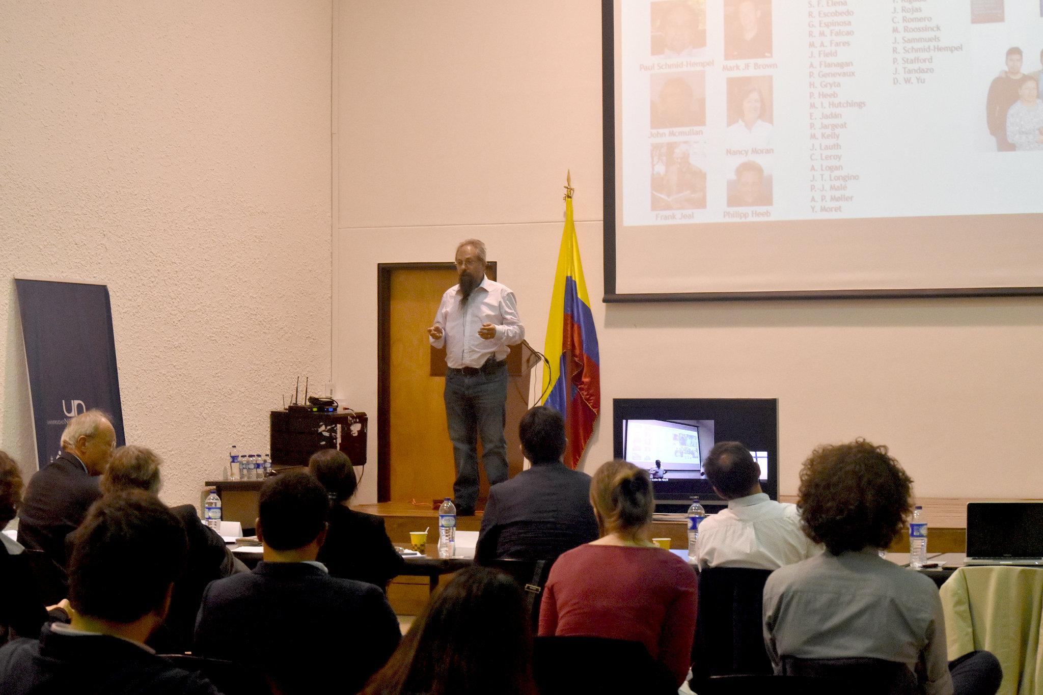 Mario X. Ruiz González (Foto: Laura Berrío)
