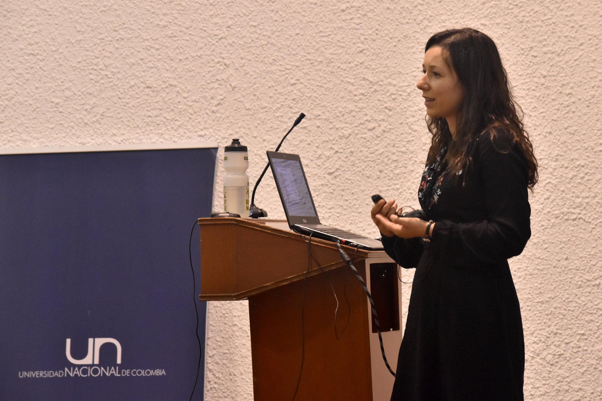 Monica Scognamiglio (Foto: Laura Berrío)